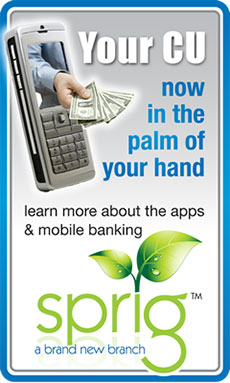 Your CU now in the palm of your hand
